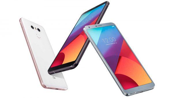 Diseño LG G6