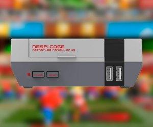 crear una NES Mini