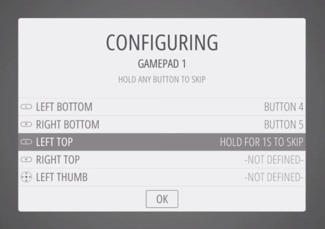 configurar mando retropie