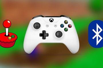 mando de Xbox One S con RetroPie