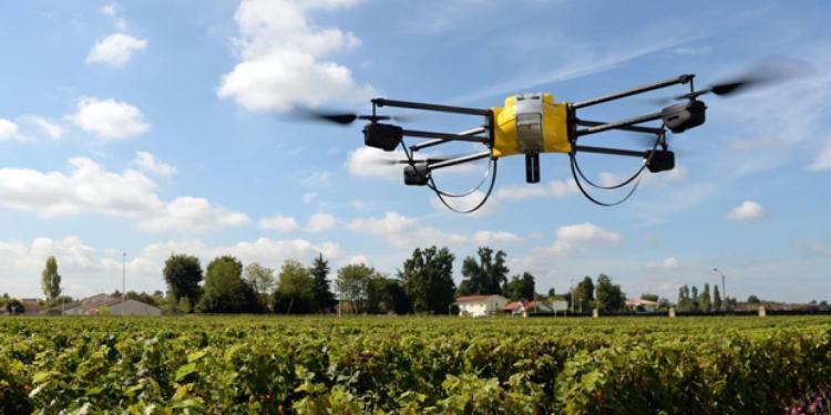 drone para agricultura