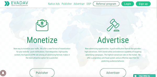 a look at the Evadav Adsense alternative