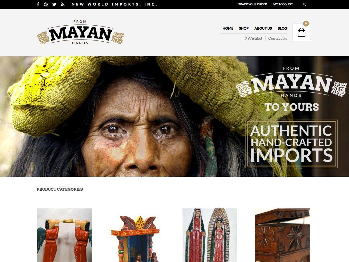 Fram Mayan Hands
