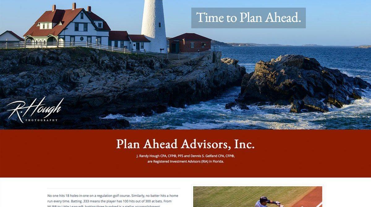 Plan Ahead Advisors