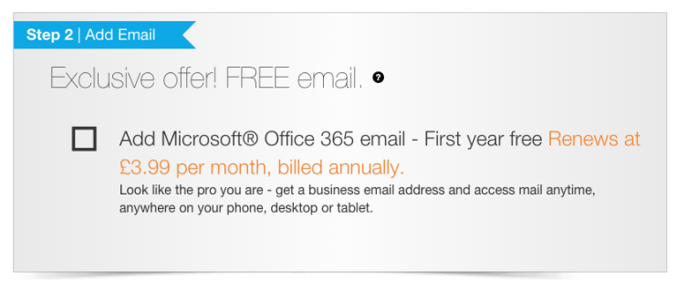 Office 265 promotion