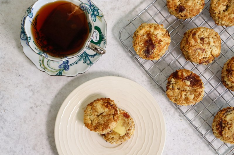 Save the Date Scones