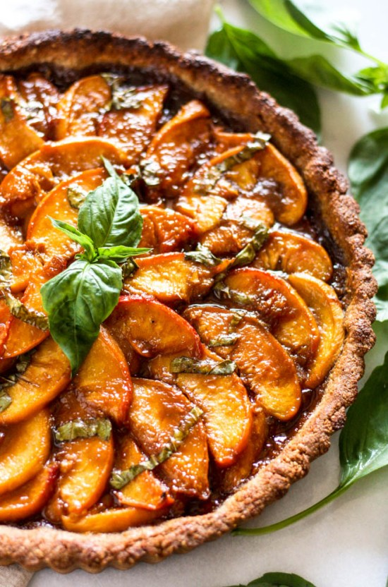 Celebrate all the amazing produce that summer has to offer with these recipes using produce from your local Farmer's Markets! | www.bytesizednutrition.com