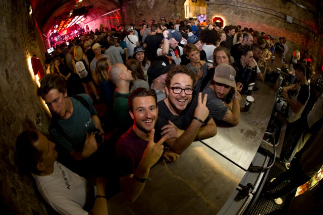House of Vans Launch Night by Sam Mellish