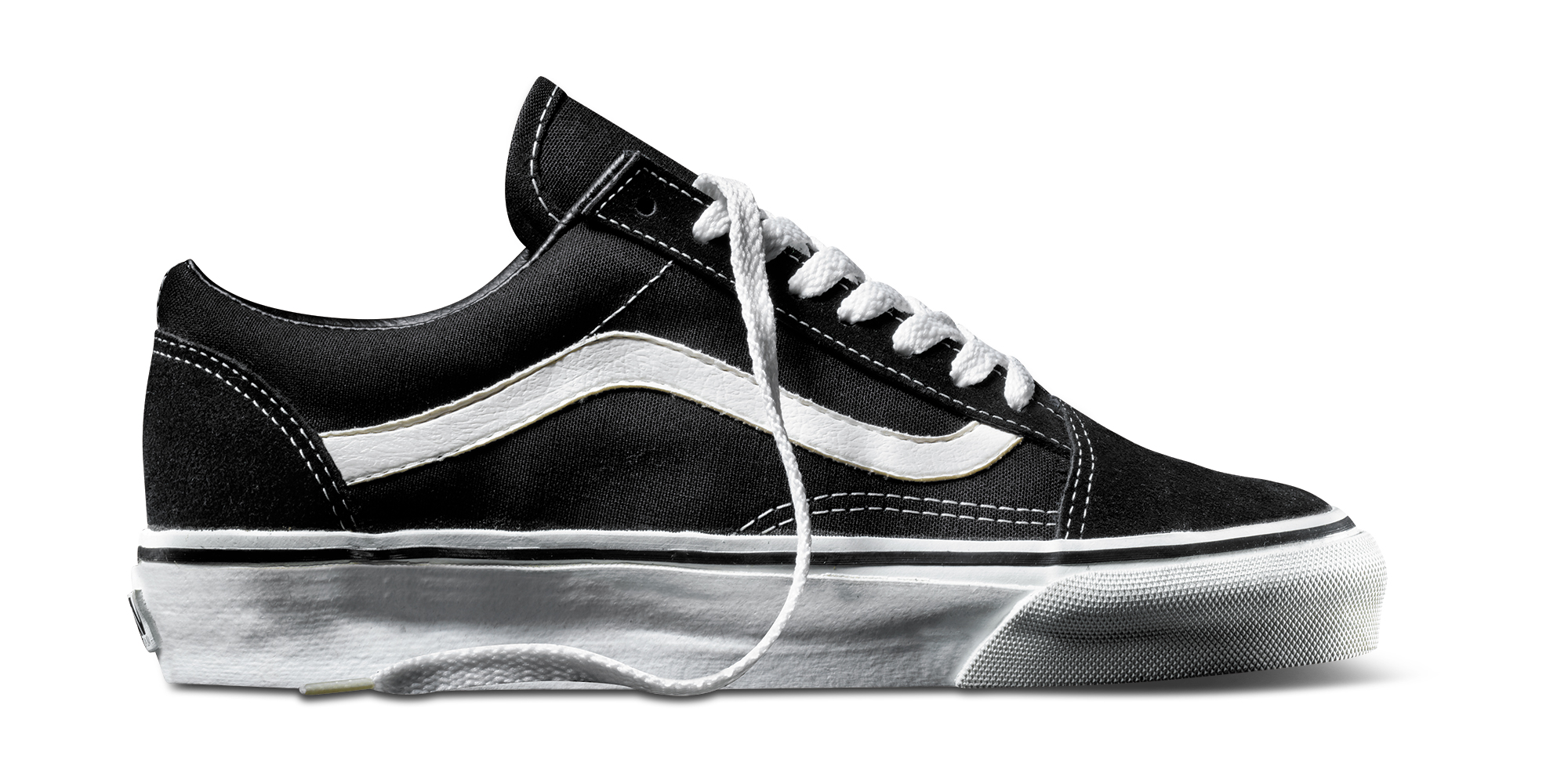 1c9d2296a23 The Vans sidestripe started as a mere doodle from founder Paul Van Doren  and has since turned into an iconic symbol of the brands heritage.