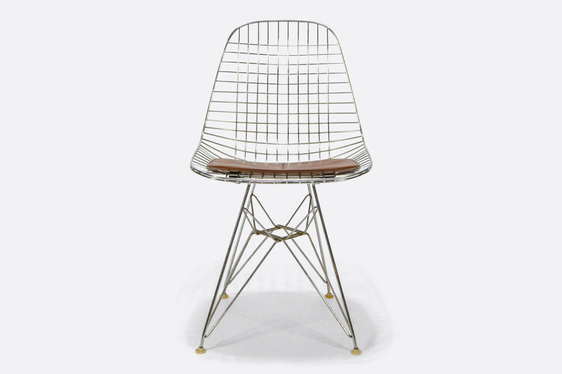 Eames Wire Chair Vintage Vitra Eames Original Wire Chair Dkr