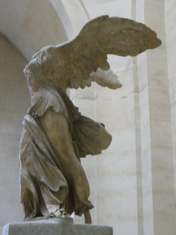 Cupid and Psyche Statue Louvre