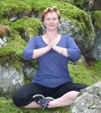 Namaste in the Moss2