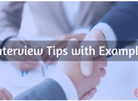 Interview Tips with Examples