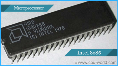 intel microprocessor 8086 in hindi