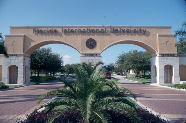 Florida International University  Phd Prep Track