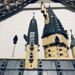 Review: Lepin 16060 Magic World (Harry Potter) Hogwarts