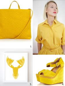 color of the week bee