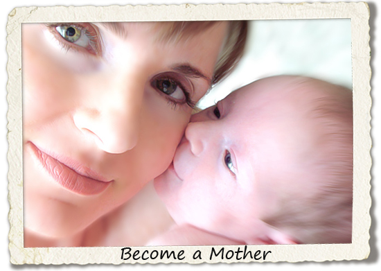 bucket list: become a mother
