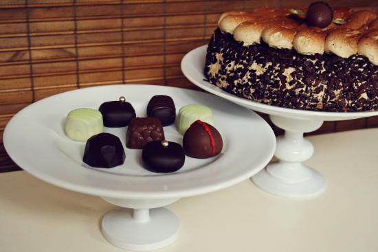 DIY - Cake stands