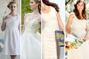 short wedding dresses top 10 number 11
