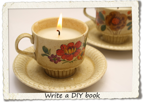bucket list: write a diy book