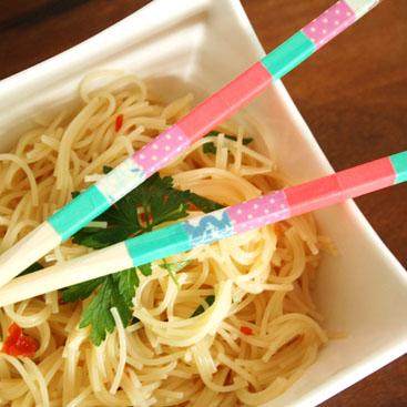 washi tape chopsticks small