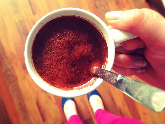 Recipe - Delicious hot cocoa mix! @By Wilma