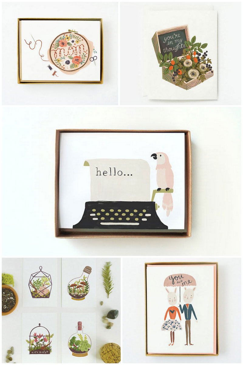 Etsy shop love - Quill and Fox