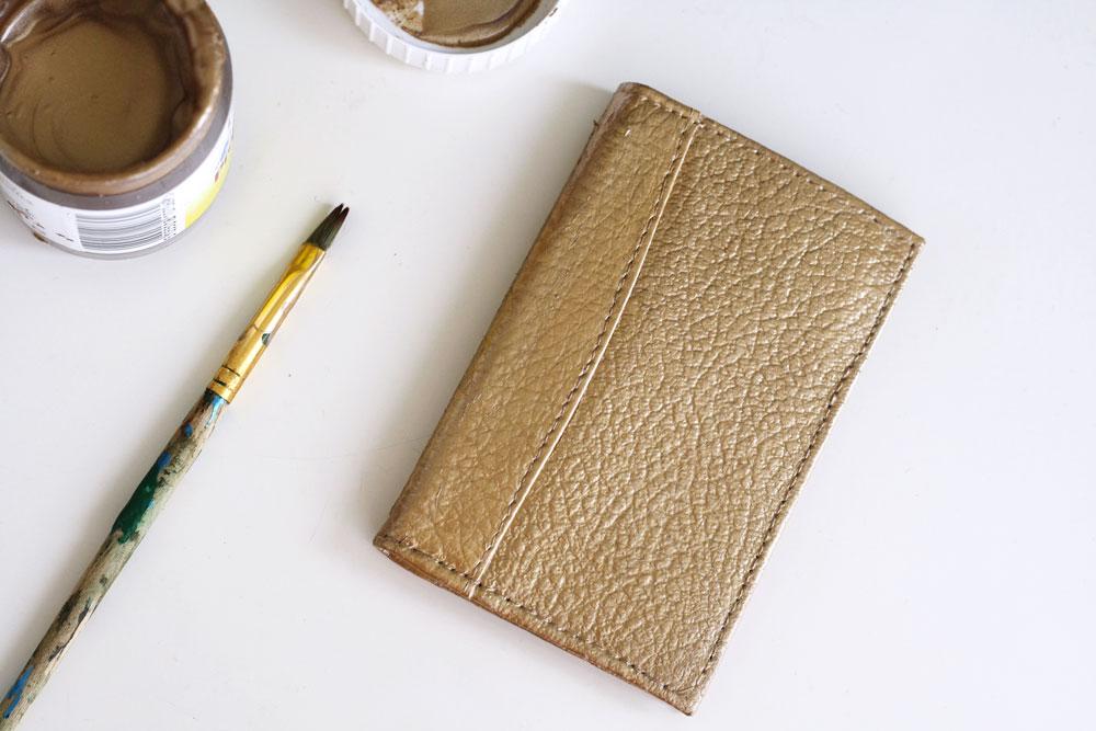 DIY - Creditcard wallet
