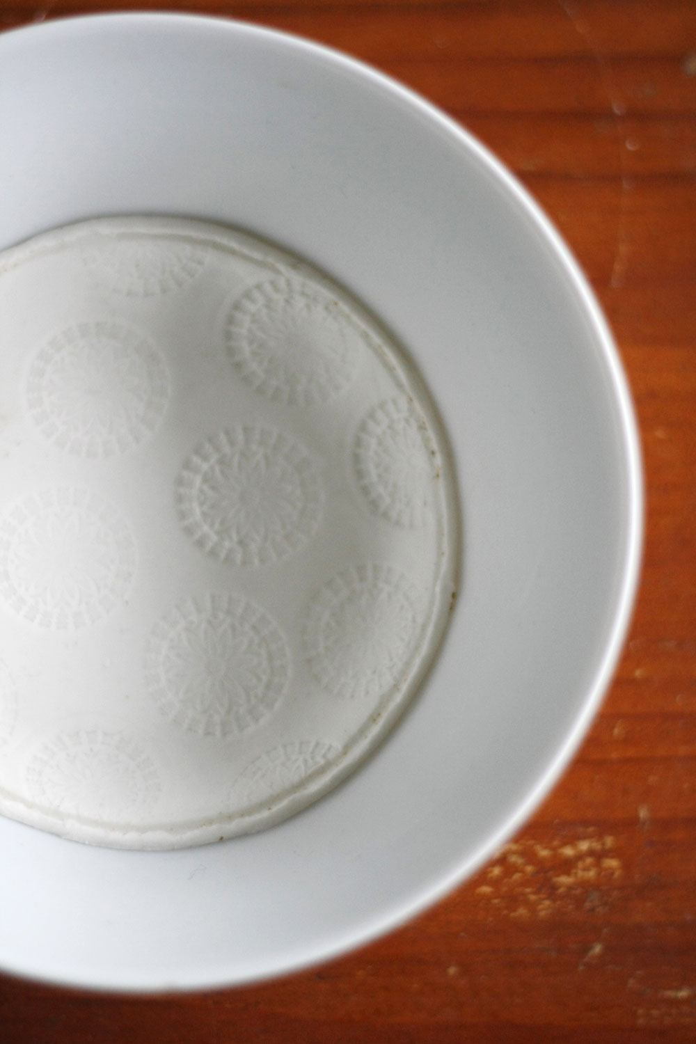 DIY - Clay ring dish
