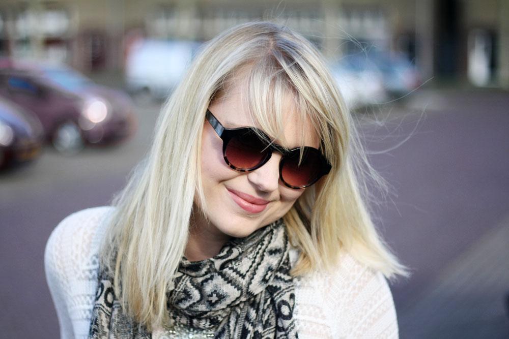 What I wore - I love my new sunglasses!