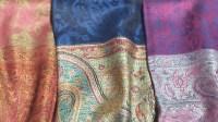 Afghan Silk Scarves - Series I - Byzantine Emporia