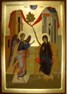 The Annunciation, byzantine icons for sale