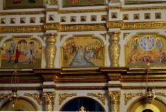 Botezul Domnului Icoana catapeteasma
