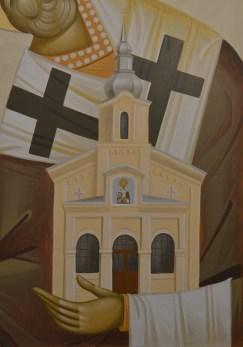 Biserica Sfantul Nicolae din Cervenia