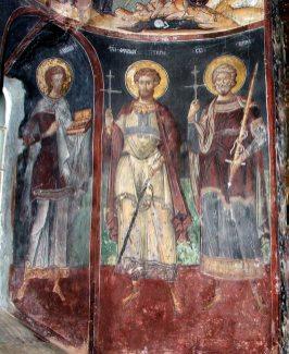 Pictura murala Bolnita Cozia (35)