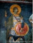 Pictura murala Manastirea Gracanica Serbia (4)