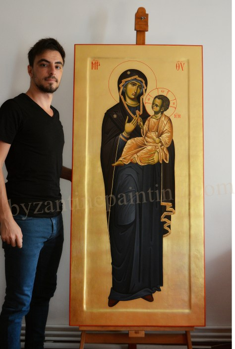 Holy Virgin Hodegitria Icons of the Mother of God (1)