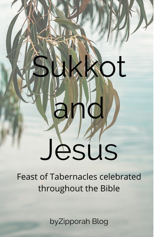 Sukkot and Jesus