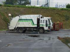 Camiones de recogida
