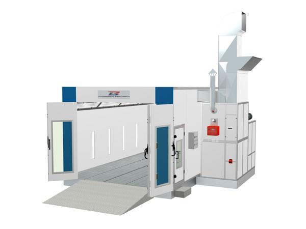 guangdong jingzhongjing industrial painting equipment co ltd