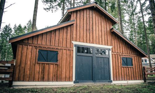 small resolution of pole barn construction
