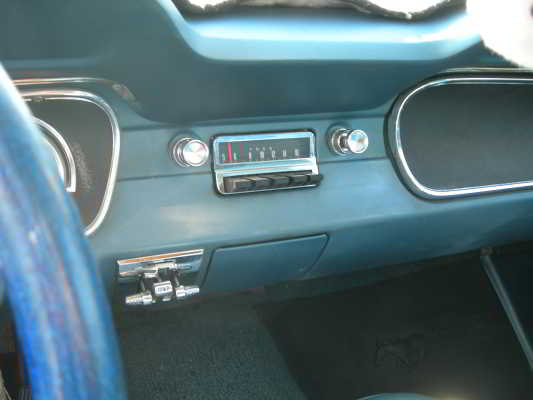 65 Mustang Wiring Diagram For Radio