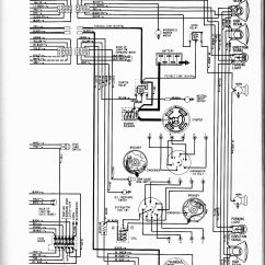 66 Mustang Alternator Wiring Diagram 2003 Ba Falcon Fuse Panel 1967 Tempest Database
