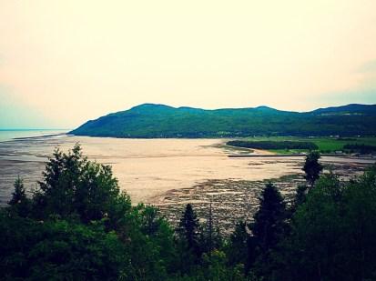 Entre Petite Rivière Saint François et Baie Saint Paul