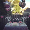 bday dessert table