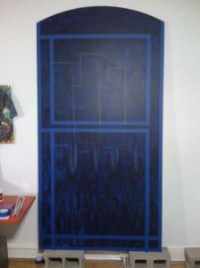 wooden-panel