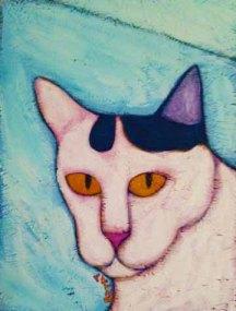 Okey-white-gray-cat-painting-BZTAT