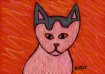 Okey-white-cat-drawing-BZTAT