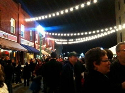 4th Street Canton First Friday